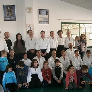 Totana, aikido niños